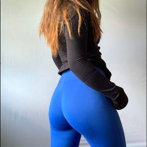 Beautiful Blue Leggings
